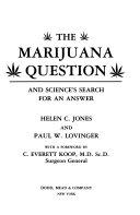 The Marijuana Question