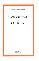 L'assassinat de Coligny
