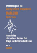 Proceedings of the Twenty seventh International Matador Conference
