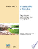 Wastewater Use in Agriculture Book