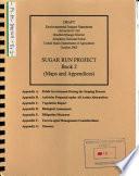 Allegheny National Forest (N.F.), Sugar Run Project