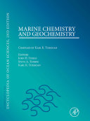 Marine Chemistry And Geochemistry