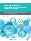 Screening for Primary Immunodeficiency Disorders  PIDDs  in Neonates