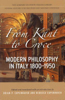 From Kant to Croce
