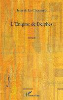 Pdf L'Enigme de Delphes Telecharger