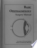 Basic Ophthalmology Surgery Manual