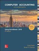 Computer Accounting Essentials Using QuickBooks 2015