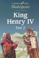 Books - King Henry Iv, Part 2 | ISBN 9780521626880