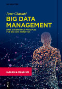 Big Data Management Pdf/ePub eBook