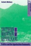Southern Mountain Republicans 1865 1900