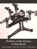 Bulletin of the Bureau of Standards