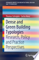 Dense and Green Building Typologies