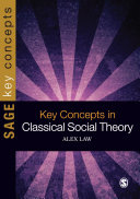 Key Concepts in Classical Social Theory