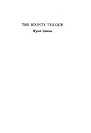 The Bounty Trilogy Pdf/ePub eBook