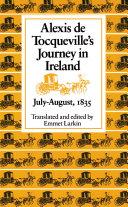 Pdf Journey in Ireland, July-August, 1835