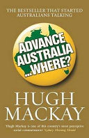 Cover of Advance Australia... Where?