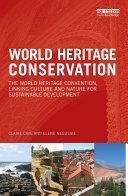 World Heritage Conservation