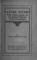 Pdf Nature Studies