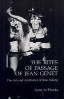 The Rites of Passage of Jean Genet