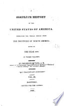 A Complete History Of The United States Of America