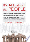 IT s All about the People Book