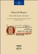 Storie arabe di greci e di romani