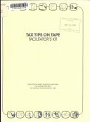 Tax Tips on Tape