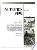 AE - Nutrition 91-92
