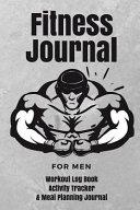 Fitness Journal for Men