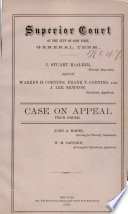 Superior Court of the City of New York General Term