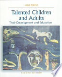 Talented Children and Adults  : Their Development and Education