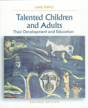 Talented Children and Adults