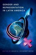 Gender and Representation in Latin America