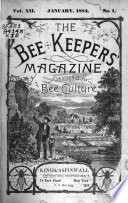 Bee-keeper's Magazine