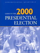 Guide To The 2000 Presidential Election Book