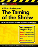 CliffsComplete on Shakespeare s The Taming of the Shrew
