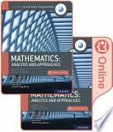 Mathematics - Analysis and Approaches
