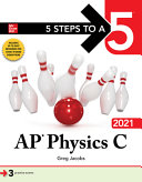5 Steps to a 5  AP Physics C 2021 Book