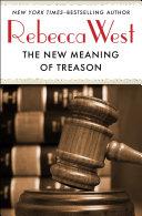The New Meaning of Treason Pdf/ePub eBook