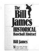 The Bill James Historical Baseball Abstract