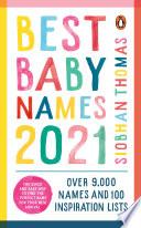 Best Baby Names 2021