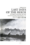 Last Days of the Reich Book PDF