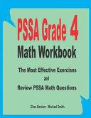 PSSA Grade 4 Math Workbook