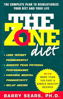 The Zone Diet Pdf/ePub eBook