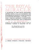 The Royal Miracle