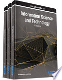 Encyclopedia Of Information Science And Technology Fifth Edition Book PDF