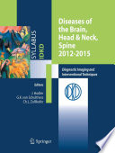 Diseases of the Brain  Head   Neck  Spine 2012 2015