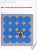 Risk Management in Developing Countries Book