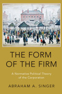 Pdf The Form of the Firm