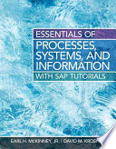 Essentials of Processes, Systems, and Information